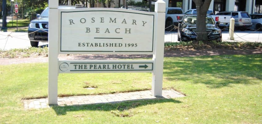 Plant Based at the Beach: Rosemary Beach