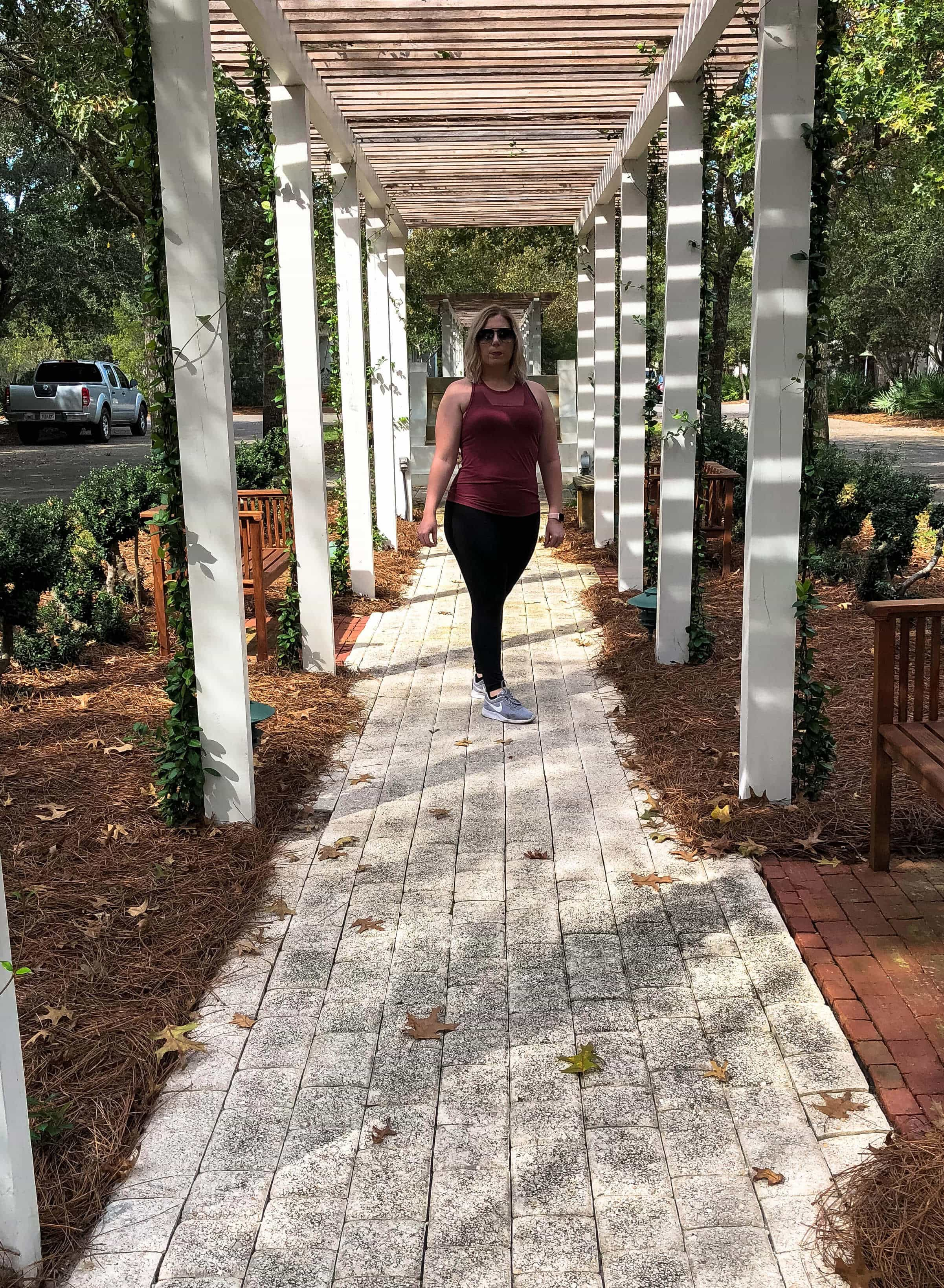 How I'm Staying Inspired With My Workouts #saveeandsavory #lifestyle #wellness #goals #mentalhealth #exploremore #alysbeach #bemoreactive