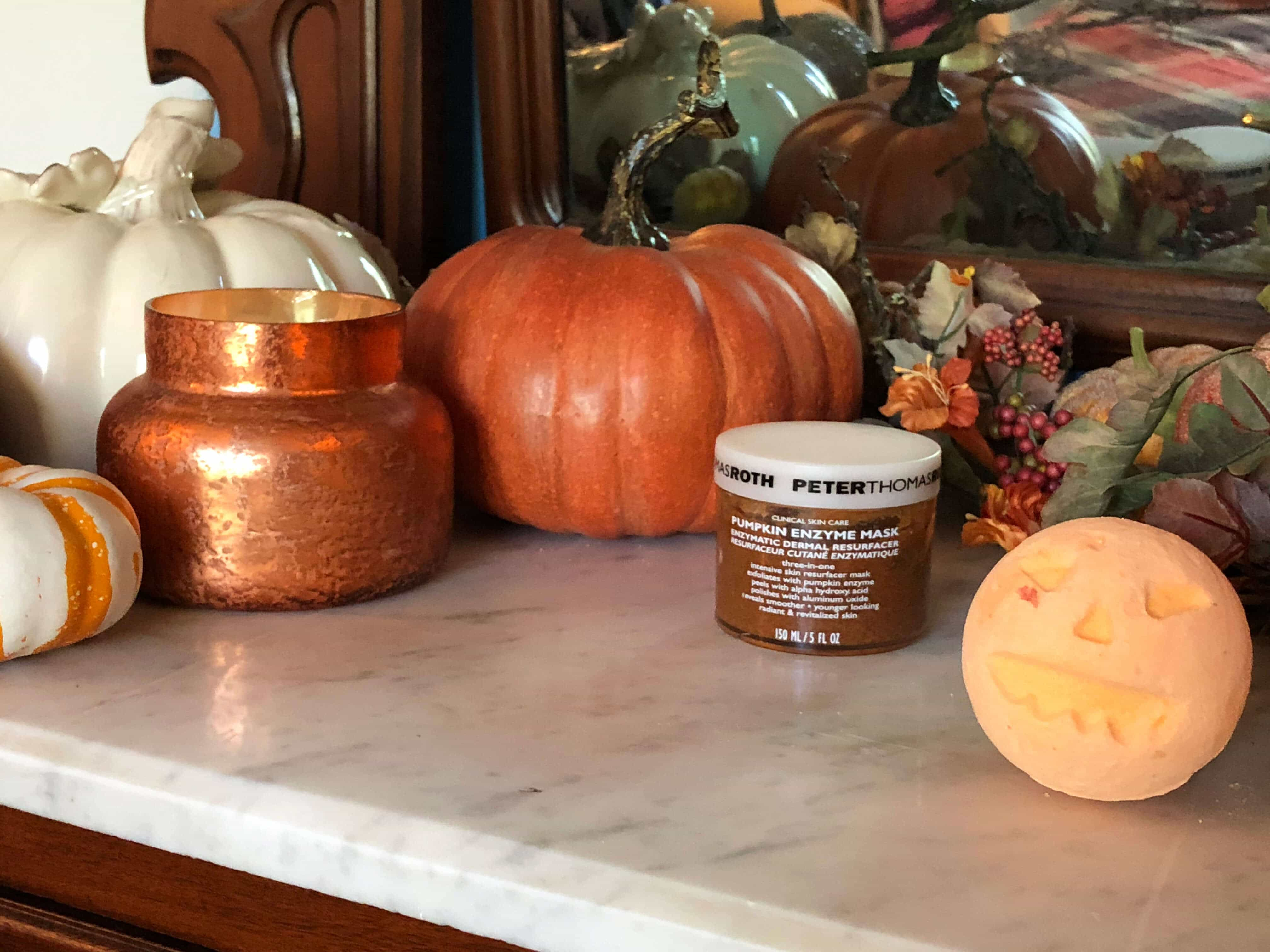 Ways To Enjoy Pumpkin WIthout The Spice #saveeandsavory #pumpkin #pumpkinspice #fall #autumn #lifestyle #lifestyleblogger #relax #homedecor #skincare