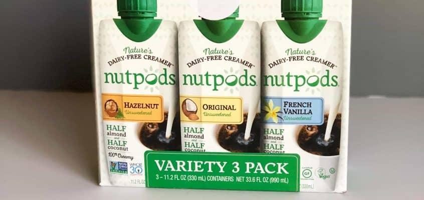Nutpods: The Non-Dairy Creamer Alternative