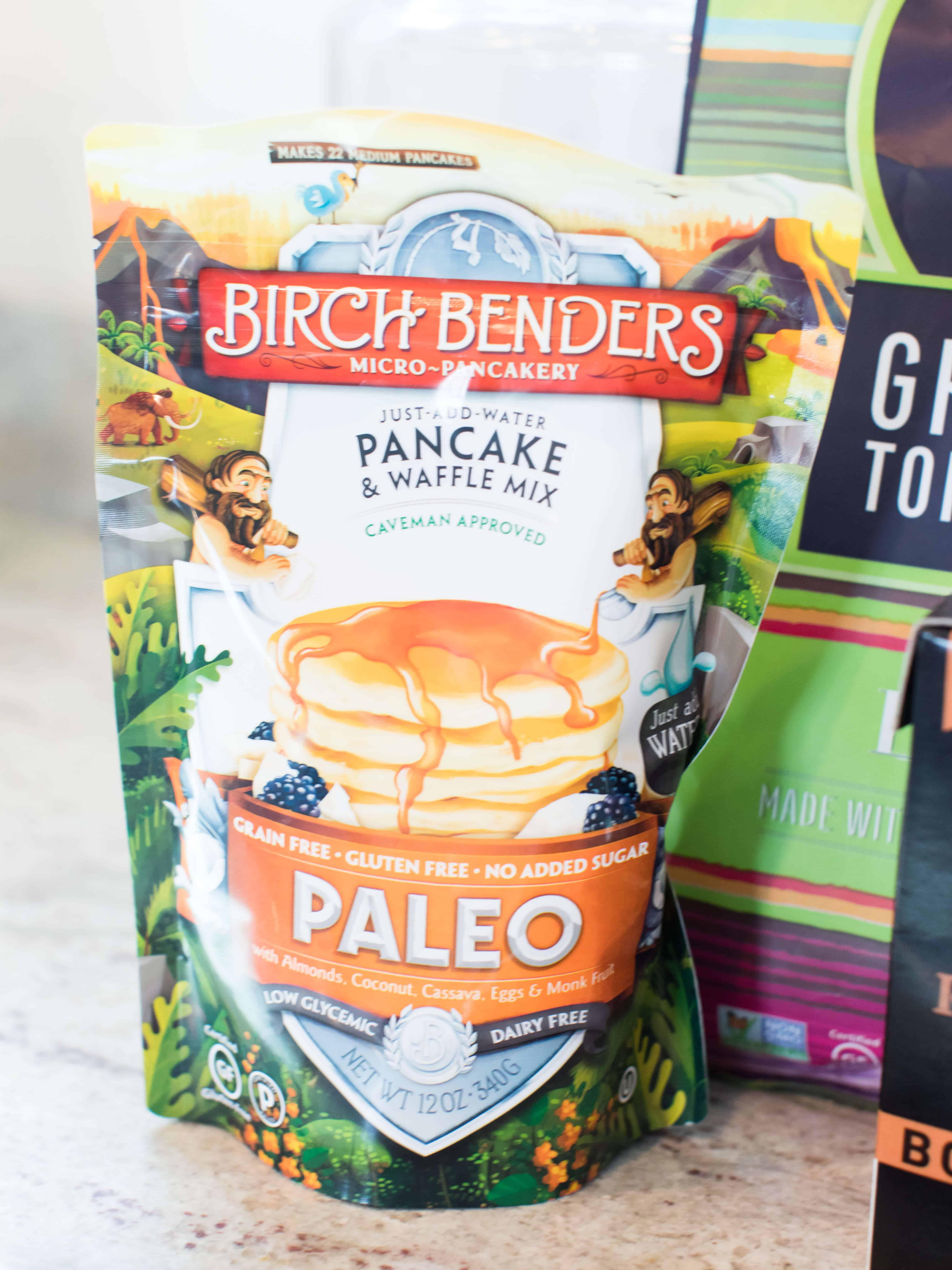 New In My Pantry #saveeandsavory #birchbenders #healthypantry #peekinmypantry #healthhabits #birchbenders