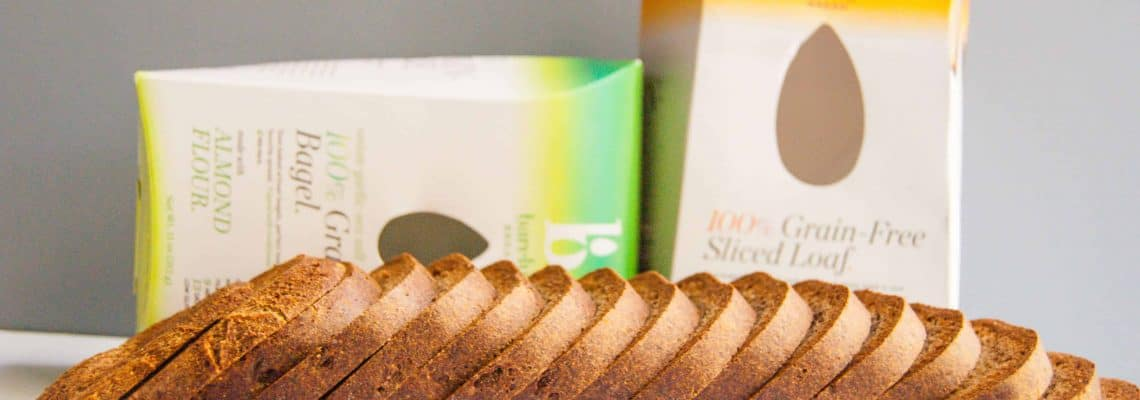 Barely Bread: A Paleo Bread Review