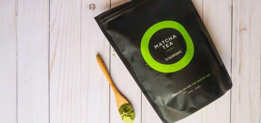 My Go To Iced Matcha Recipe #saveeandsavory #icedmatcha #easyrecipe #vegan #glutenfree #tropeaka #matcha #recipe