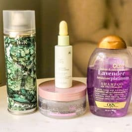 Beauty Products I Wanted To Love More #saveeandsavory #beautyproducts #beautyreview #favoritesandhateits #igk #arbonne #ogx #matrix #hello #burtsbees #lush #schmidts