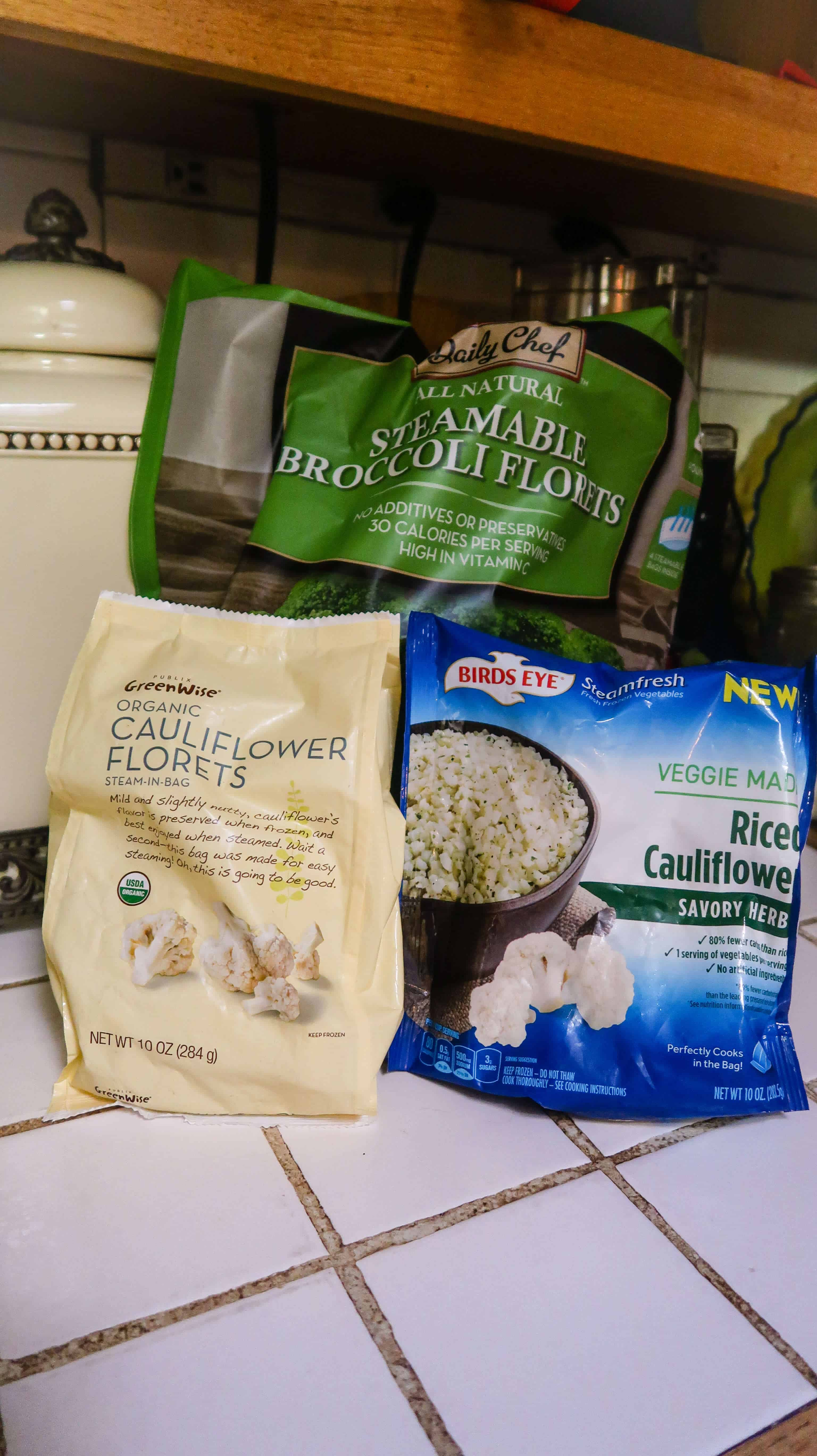 How To Stock Your Freezer For Success #saveeandsavory #stockyourfreezer #frozenfoods #healthyfoods #frozenveggies