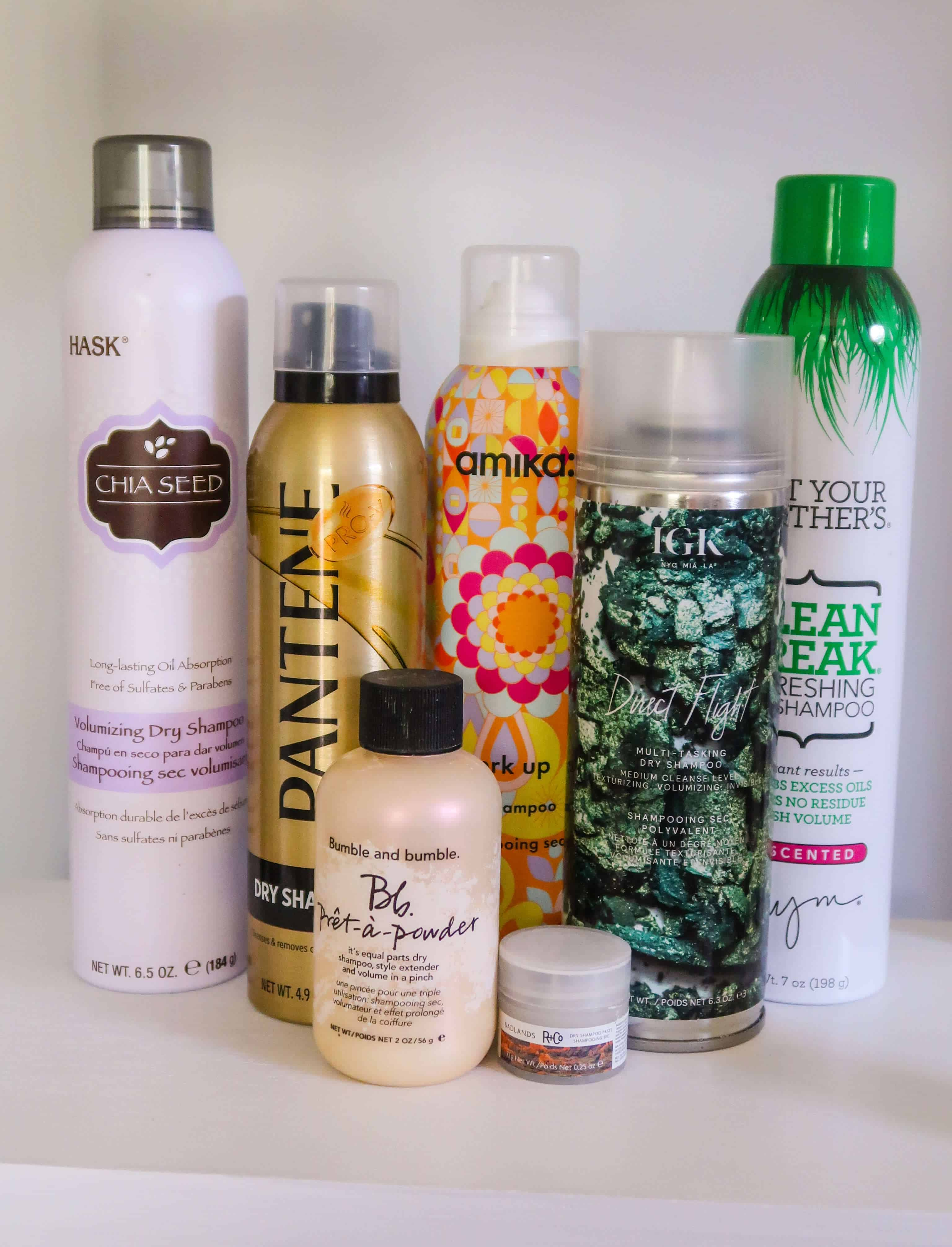 Trying All The Dry Shampoo: A Comprehensive Review - Savee